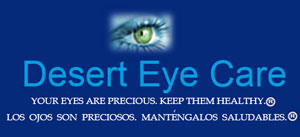 Desert Eye Care Logo